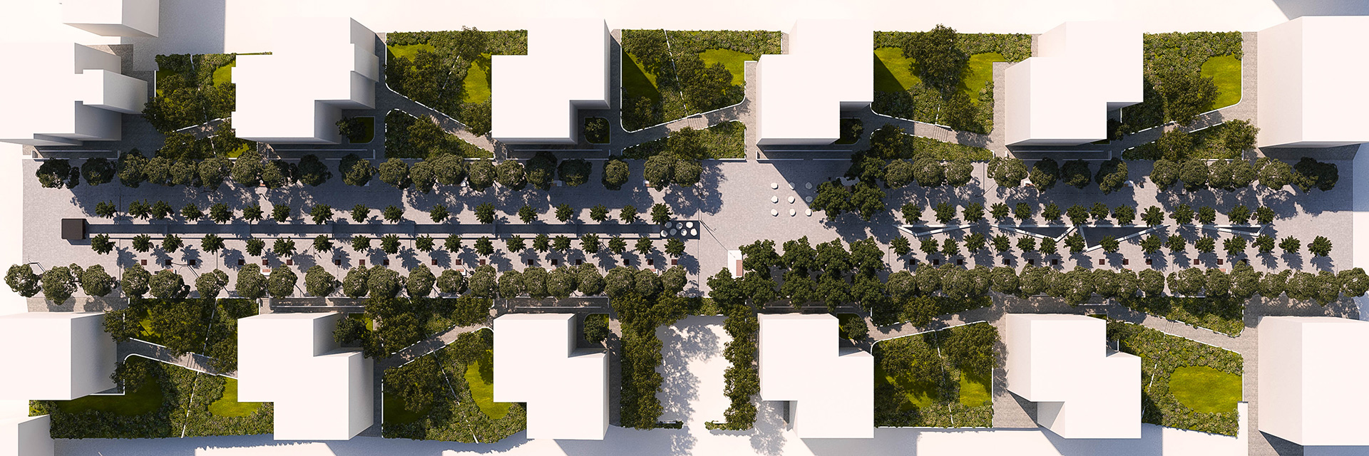 a public parkway in galati