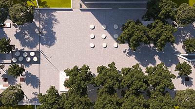public parkway in galati