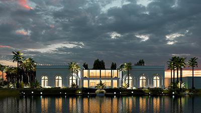 landscape architecture master plan