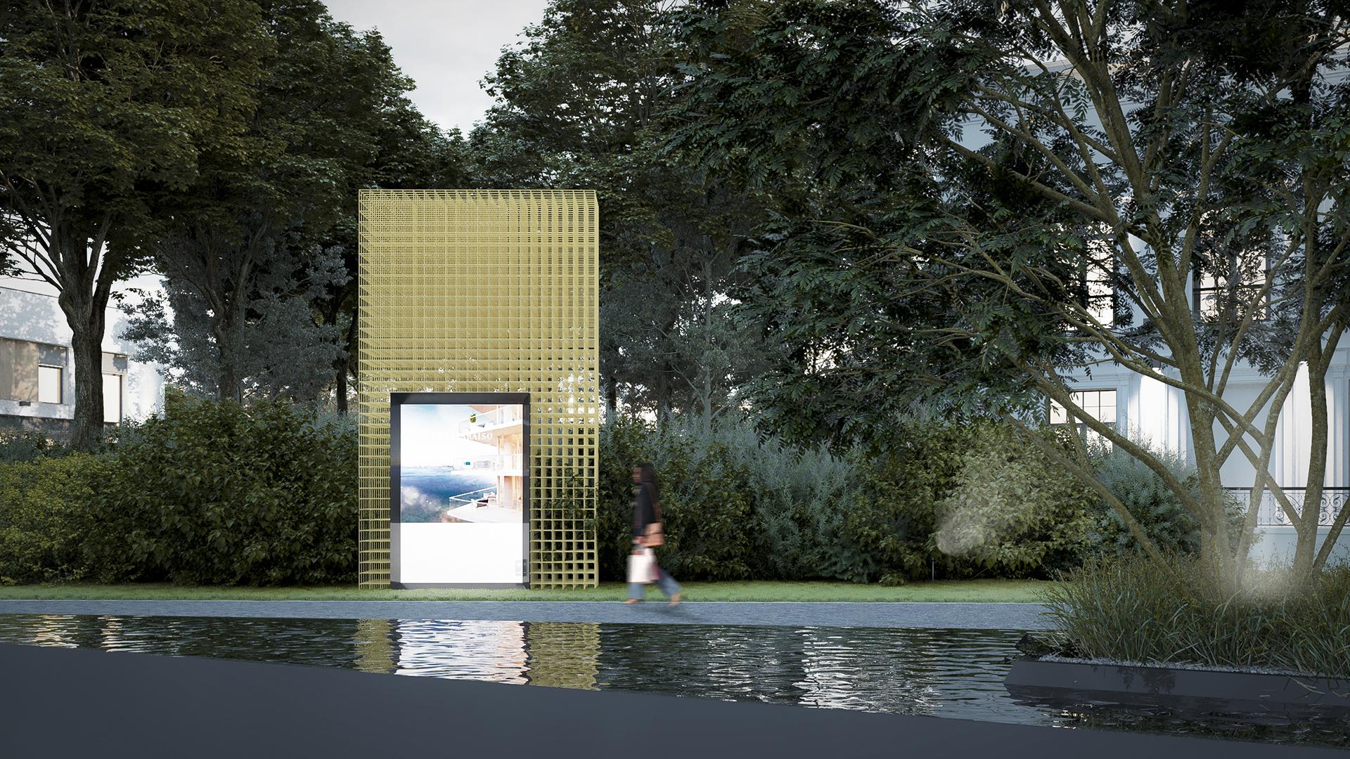 design panouri publicitare